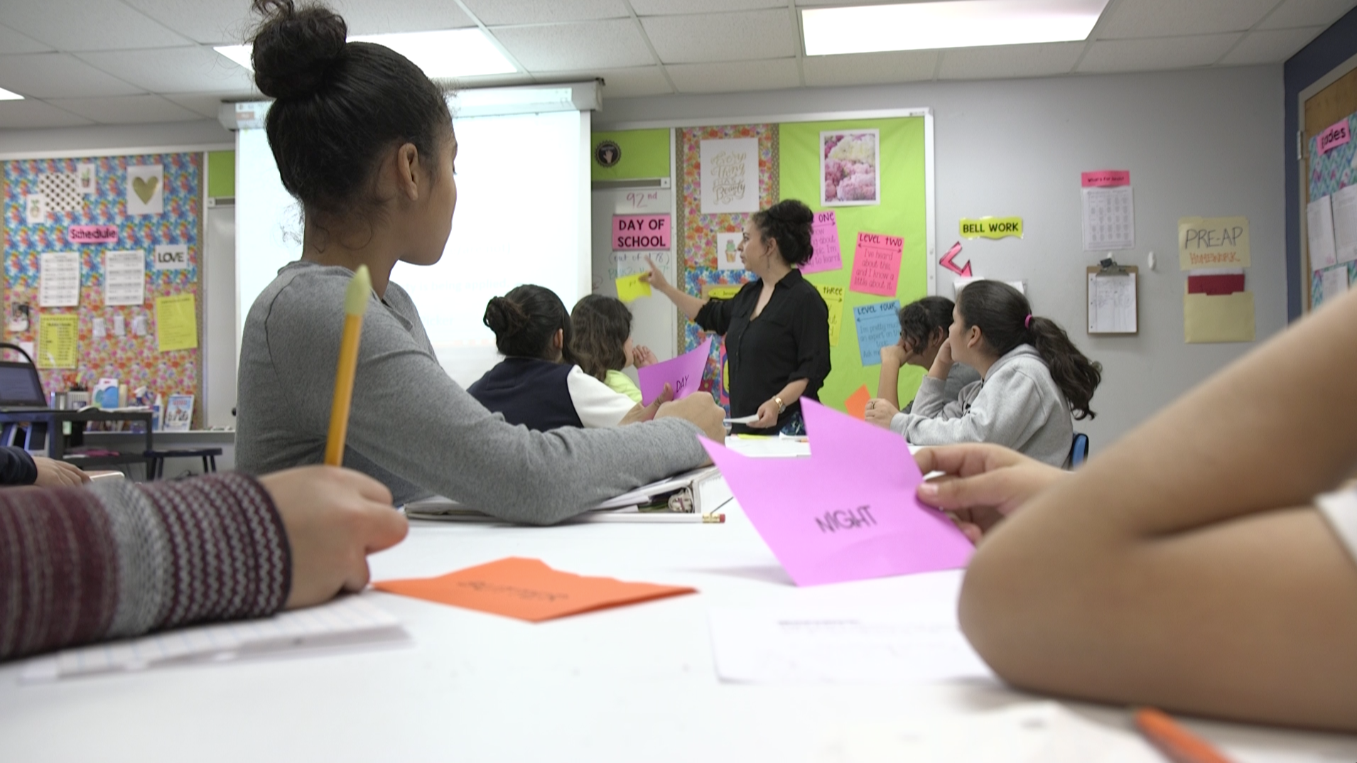 Coakley Middle School ELL: Overcoming the language barrier