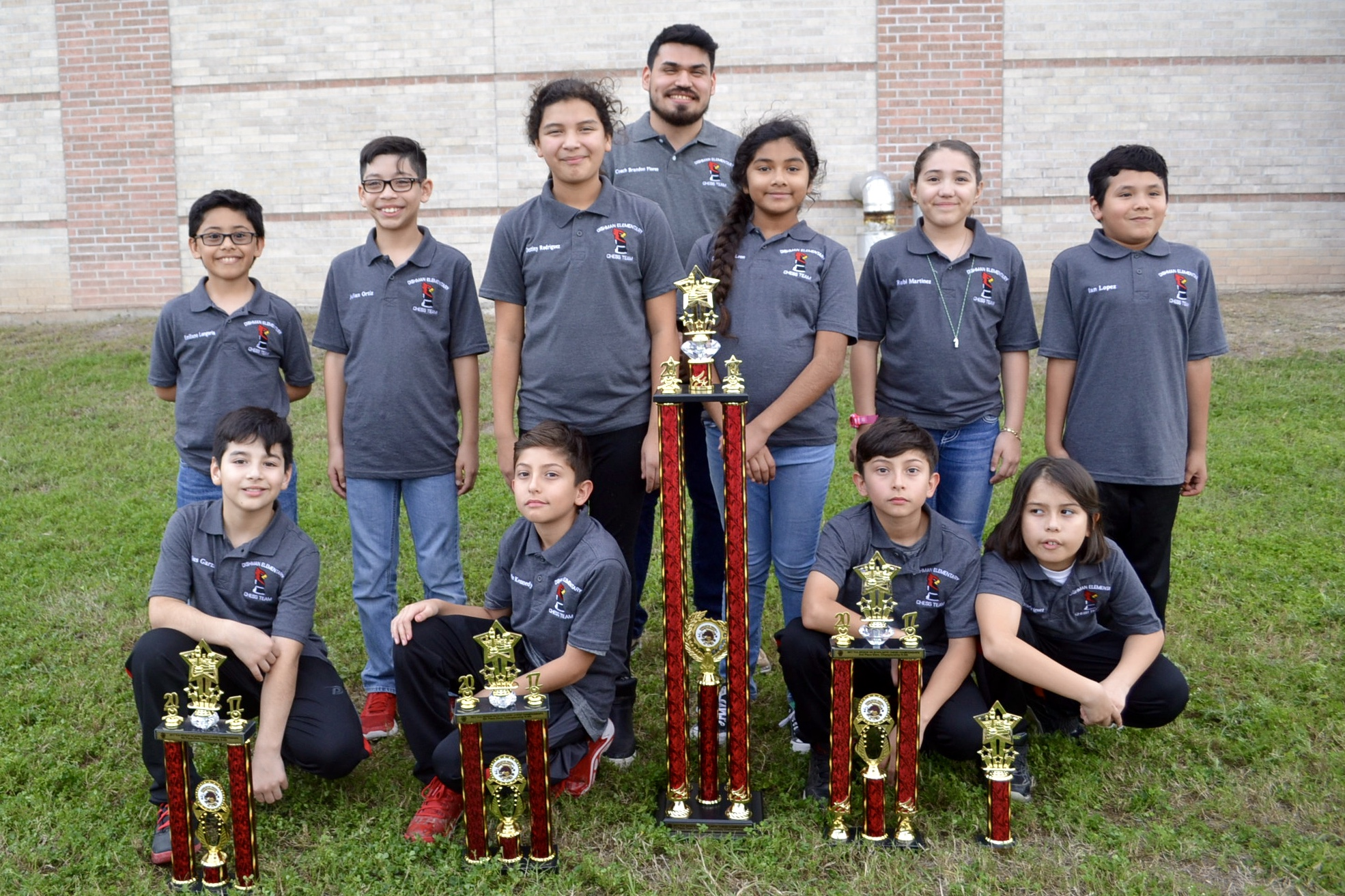 HCISD chess teams find success at Regional Championship