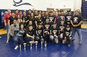 Top Bots: Robotics teams sweep FTC League Championship