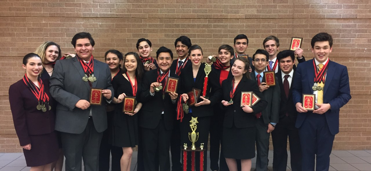 South SDD team takes sweepstakes at Victoria East Tournament