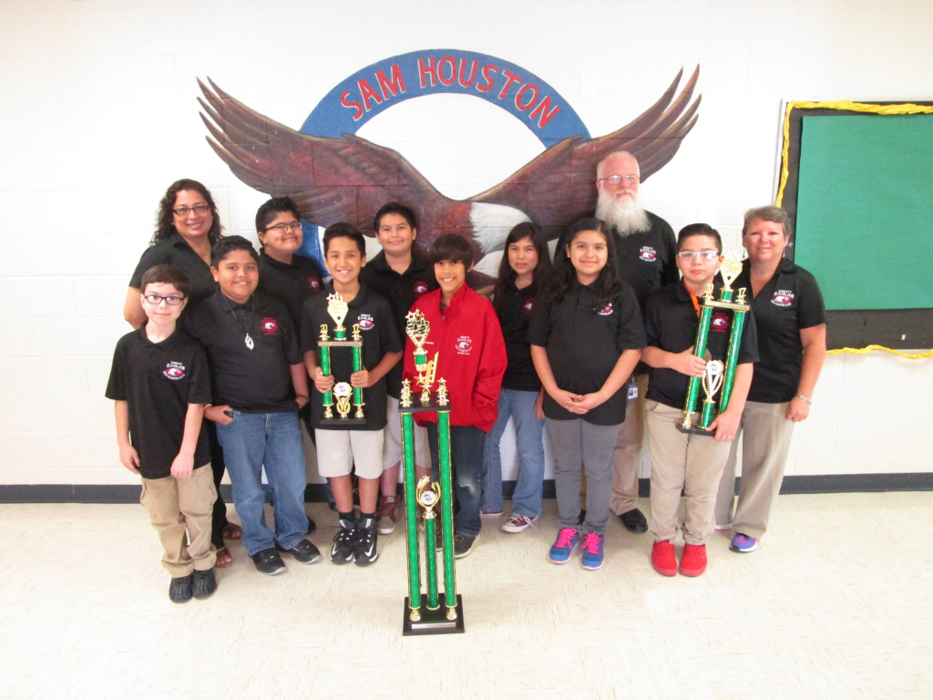 Houston Chess Team1
