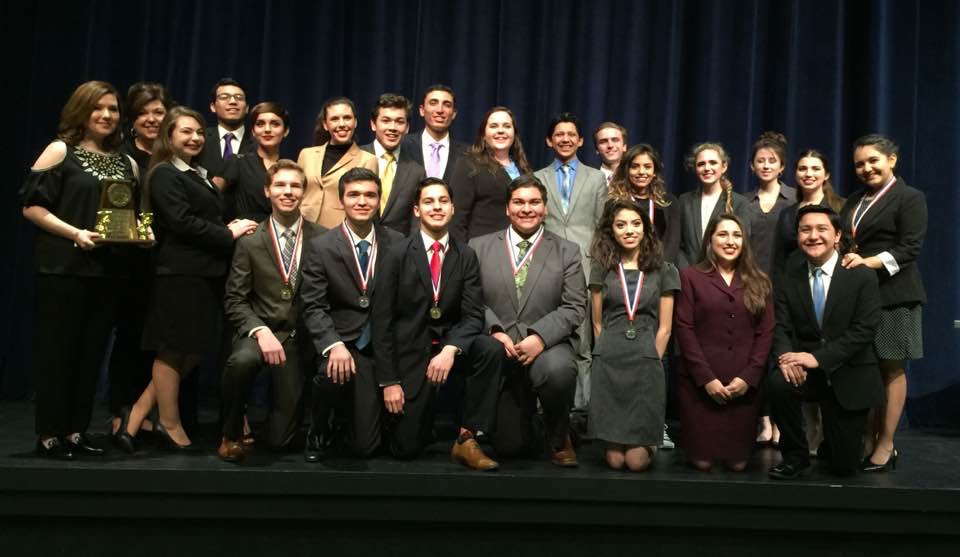 Harlingen South's One Act Play competitors advance to