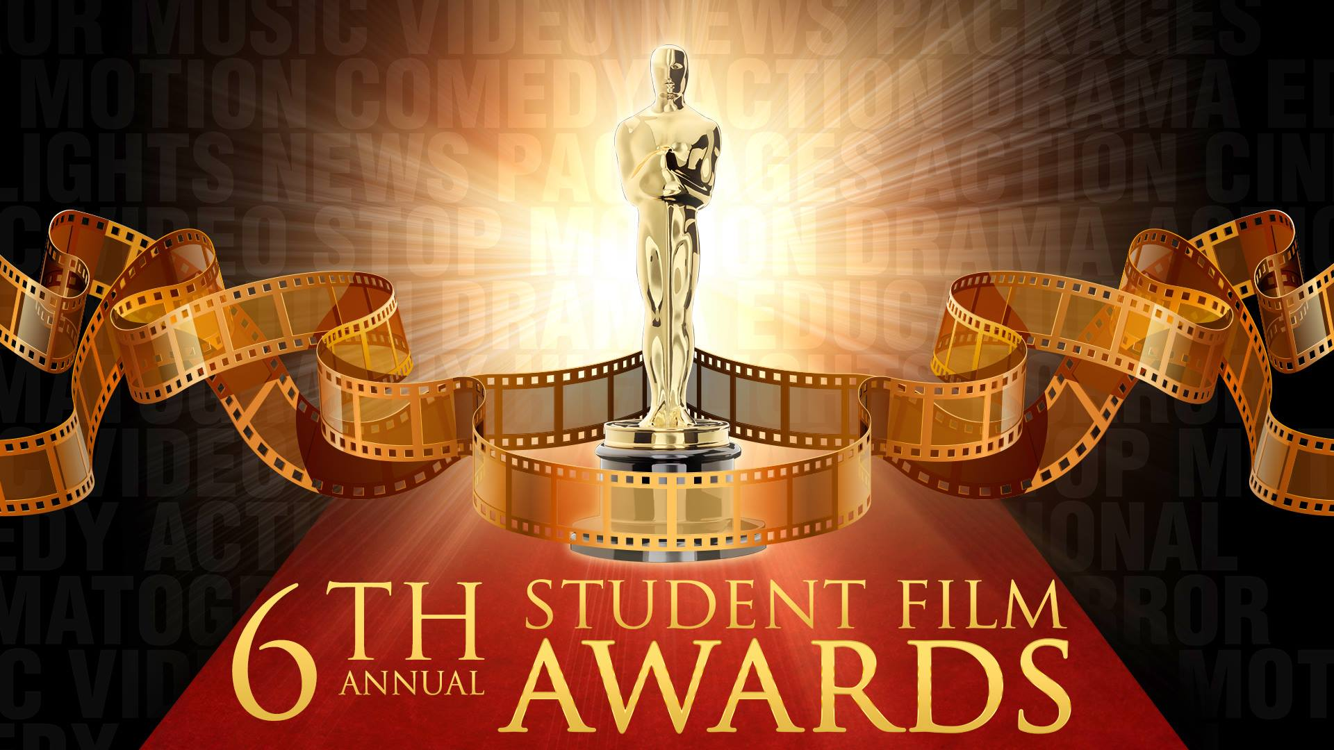Future filmmakers to be showcased at 2017 Student Film Awards