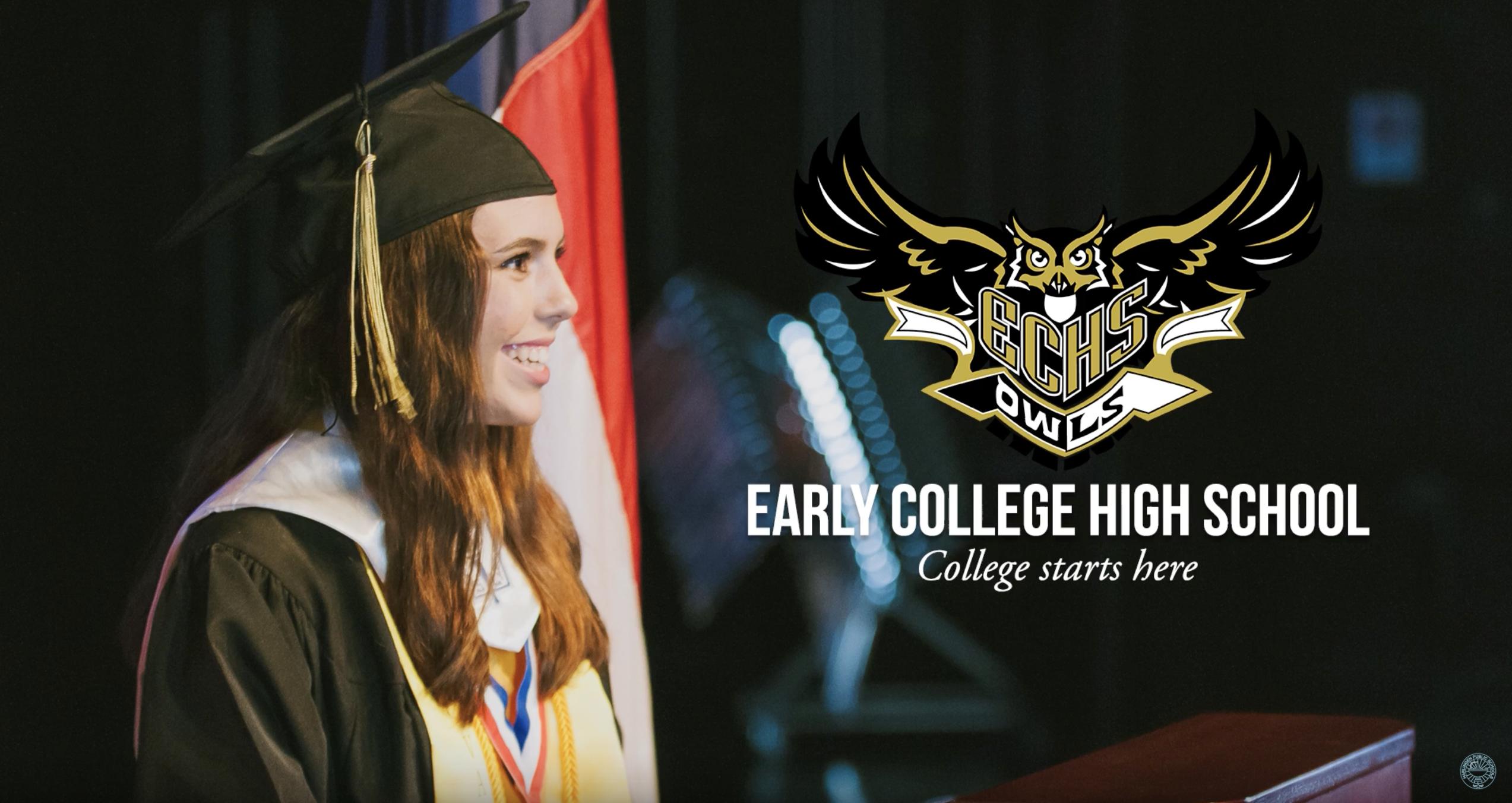 HCISD celebrates Early College High School Week