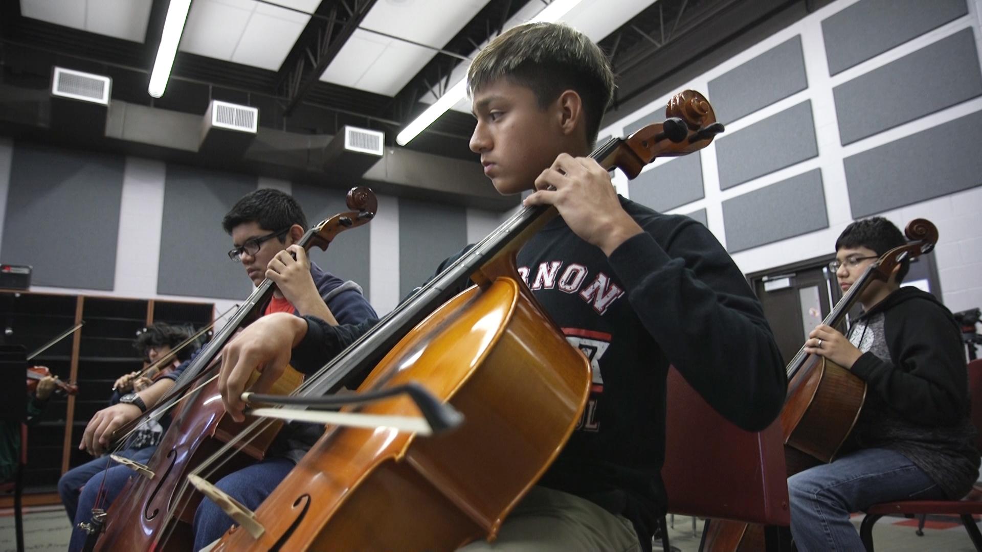 Vernon Music Department: Academic achievement through fine arts