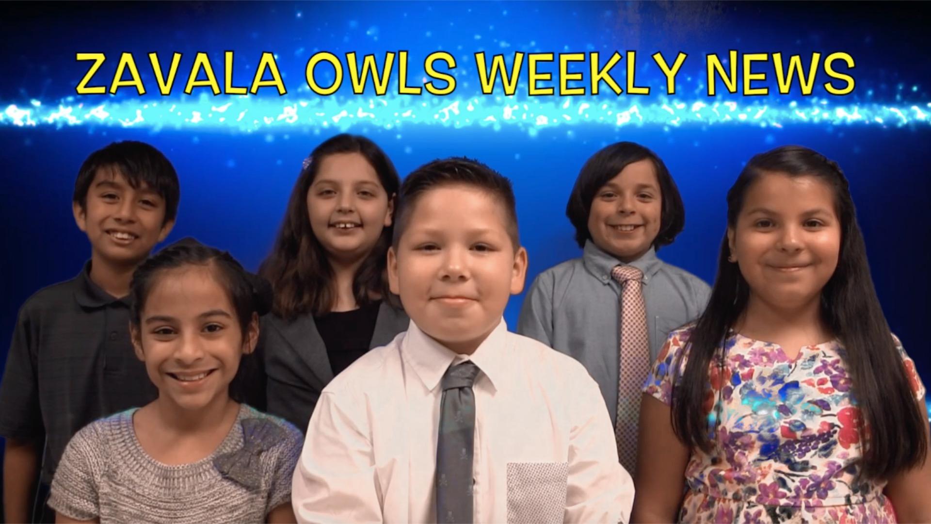 Zavala Elementary takes first place in TASB Student Video Contest