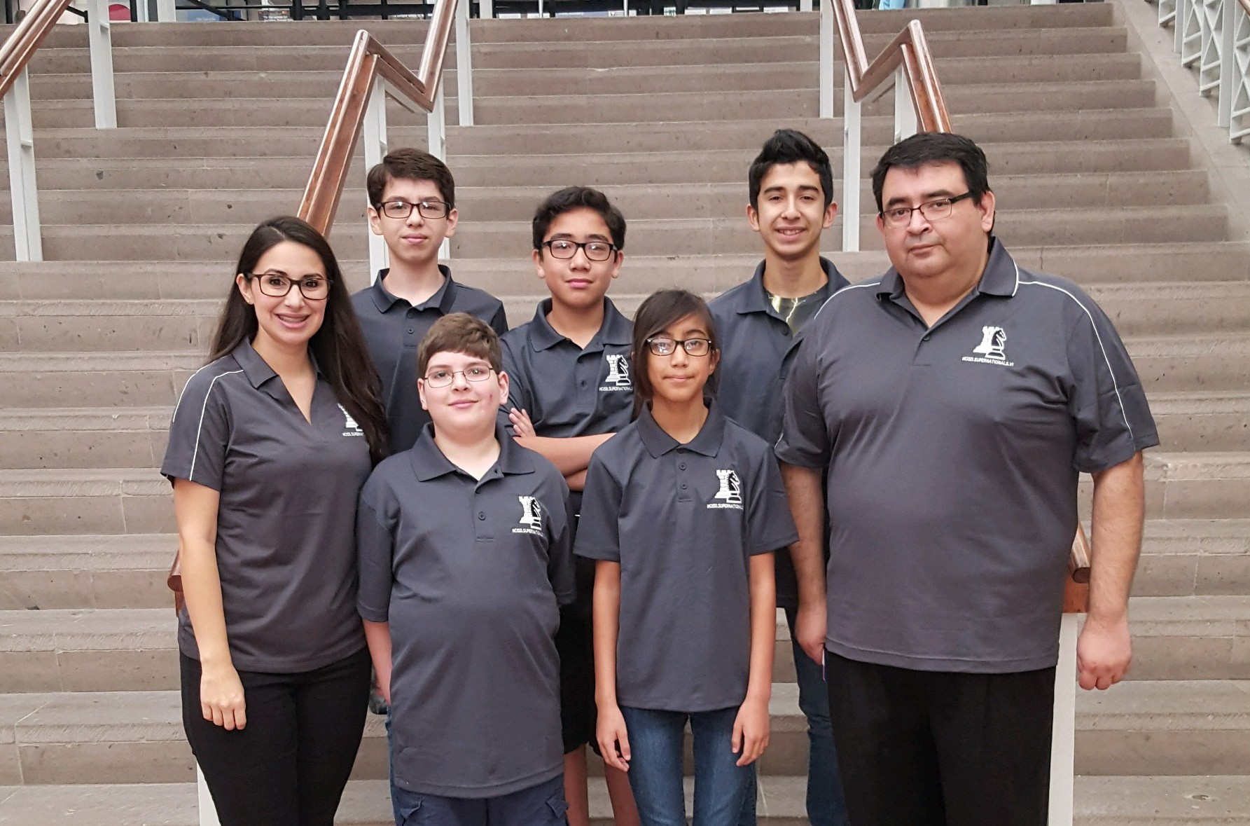 Coakley Chess Team among four HCISD teams traveling to SuperNationals