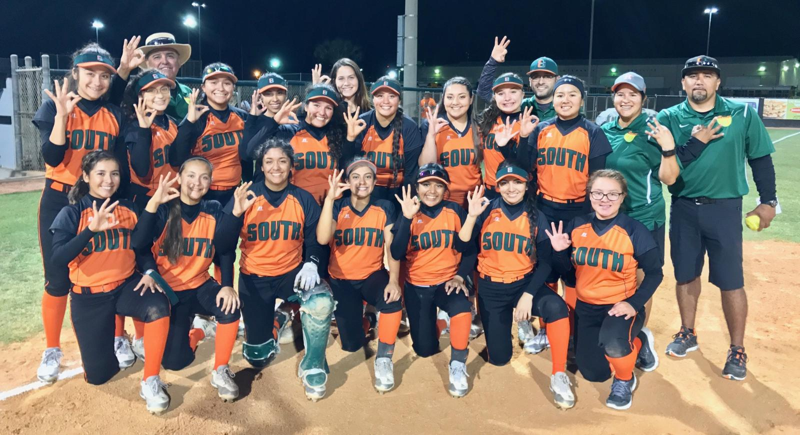 South softball team advances to Regional Quarterfinals