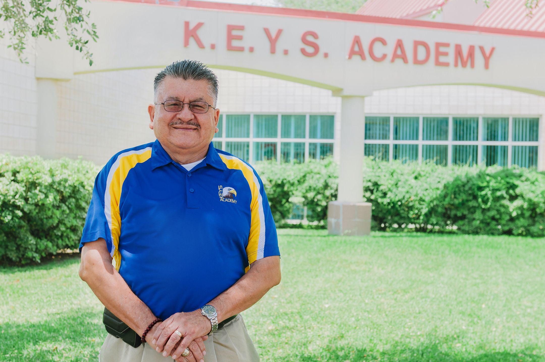 KEYS teacher named Semi-Finalist in 2017 Excellence in Education Awards