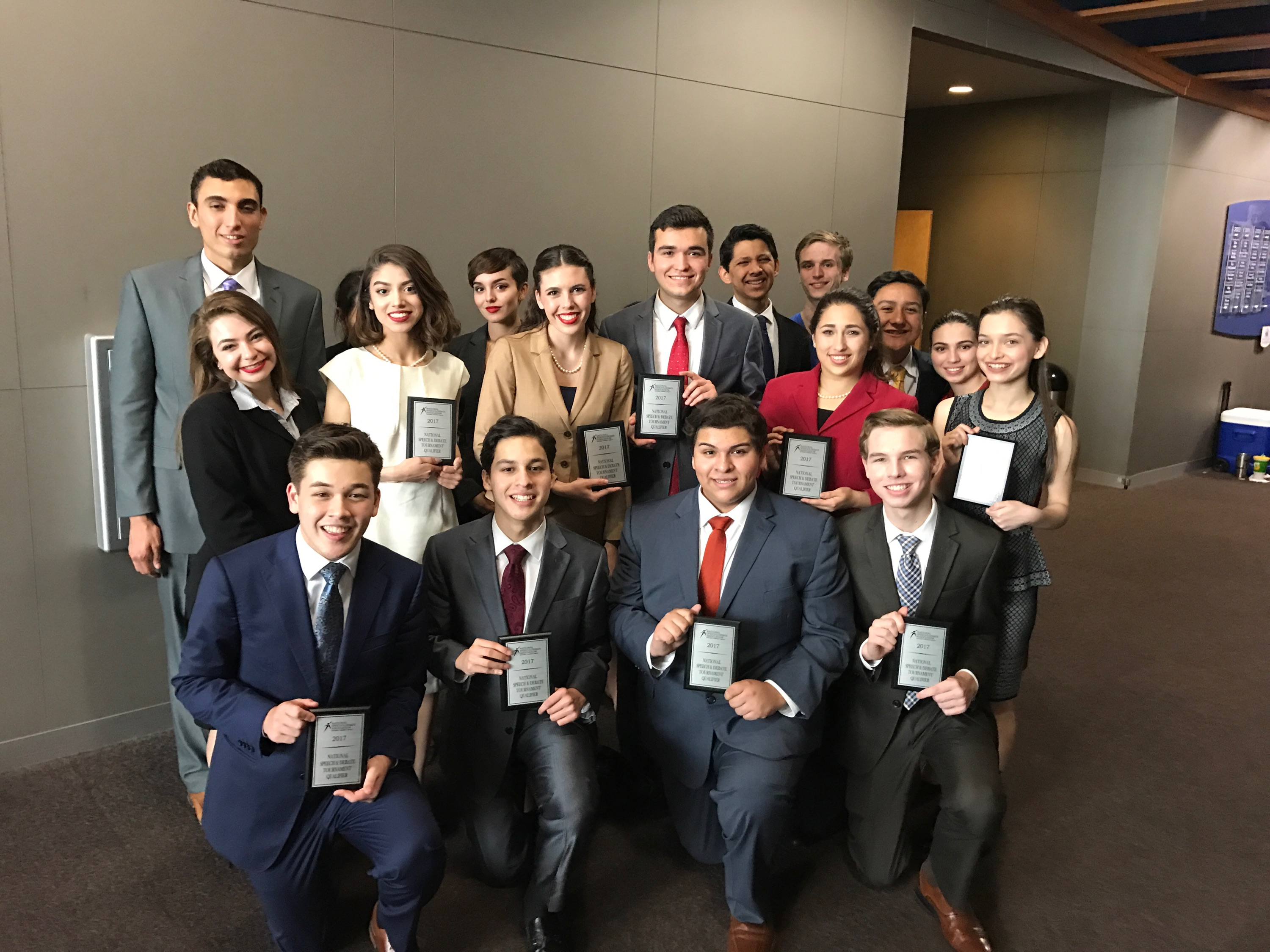 Ten South SDD members headed to Nationals