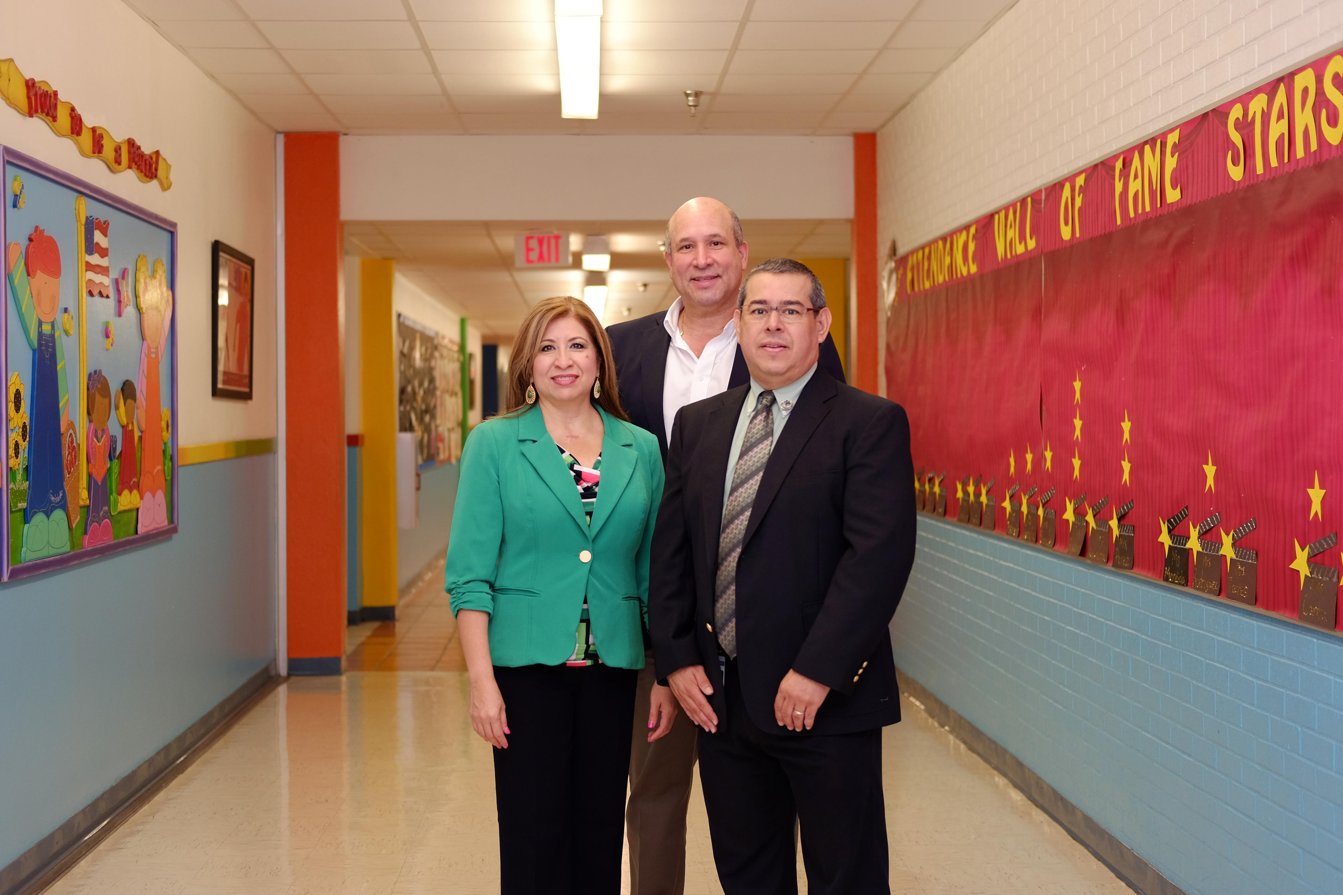 Travis Elementary leaders selected for Raising Family Partnerships Fellowship
