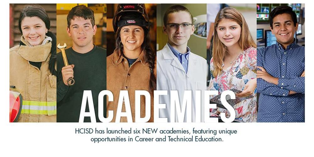 HCISD Academies