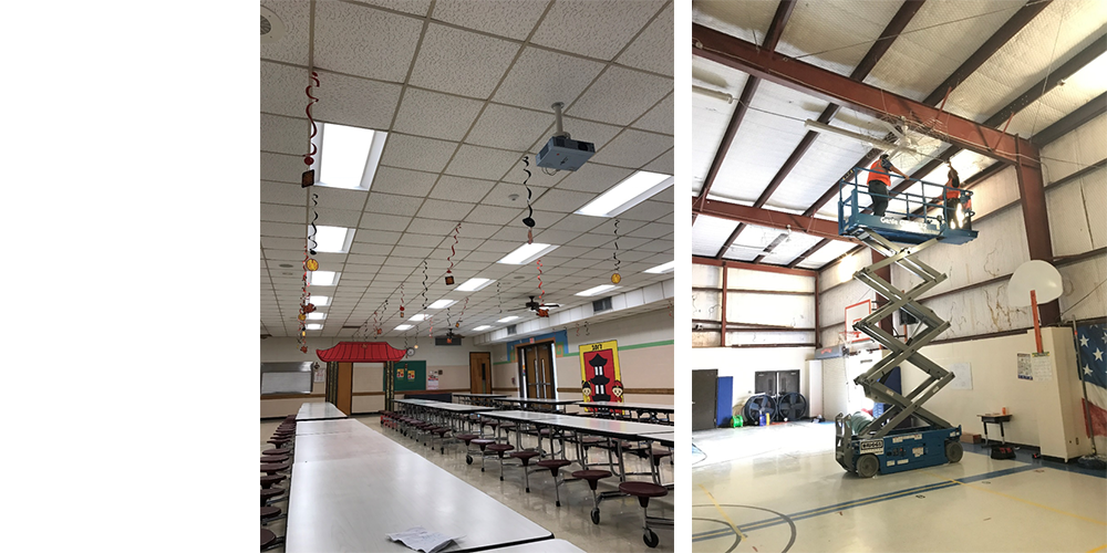 Lighting Upgrades at all Elementary campuses