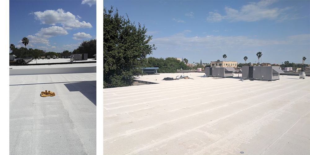 Re-Roofing and A/C Upgrades