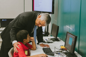 HCISD Coding Camp prepares students for technological future
