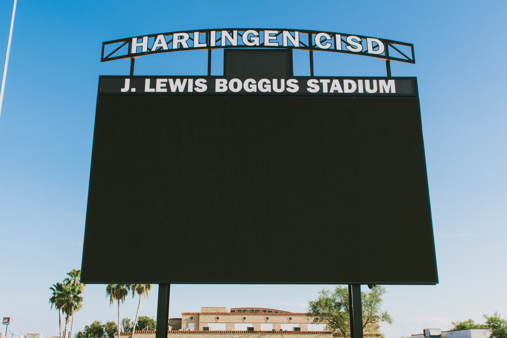 Boggus Stadium receives fresh and innovative makeover