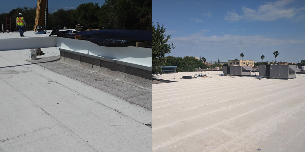 Re-roofing and A/C Upgrades at Travis and Zavala