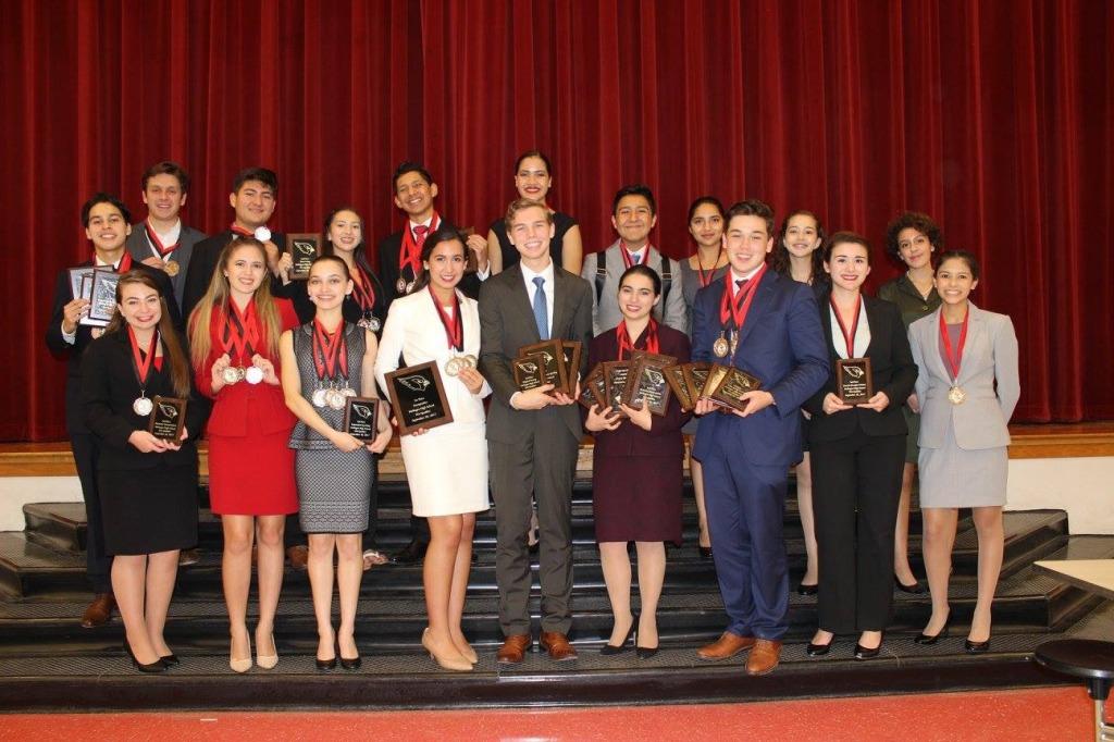 HHS Team Photo