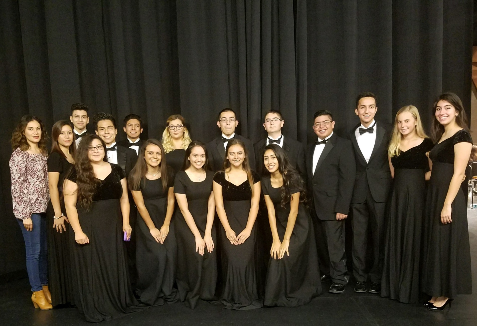 Students earn spots on HS and MS Region 28 Orchestras