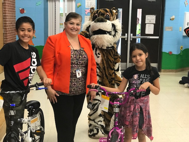 Harlingen Sunburst Rotary: Perfect attendance, good grades may mean new wheels