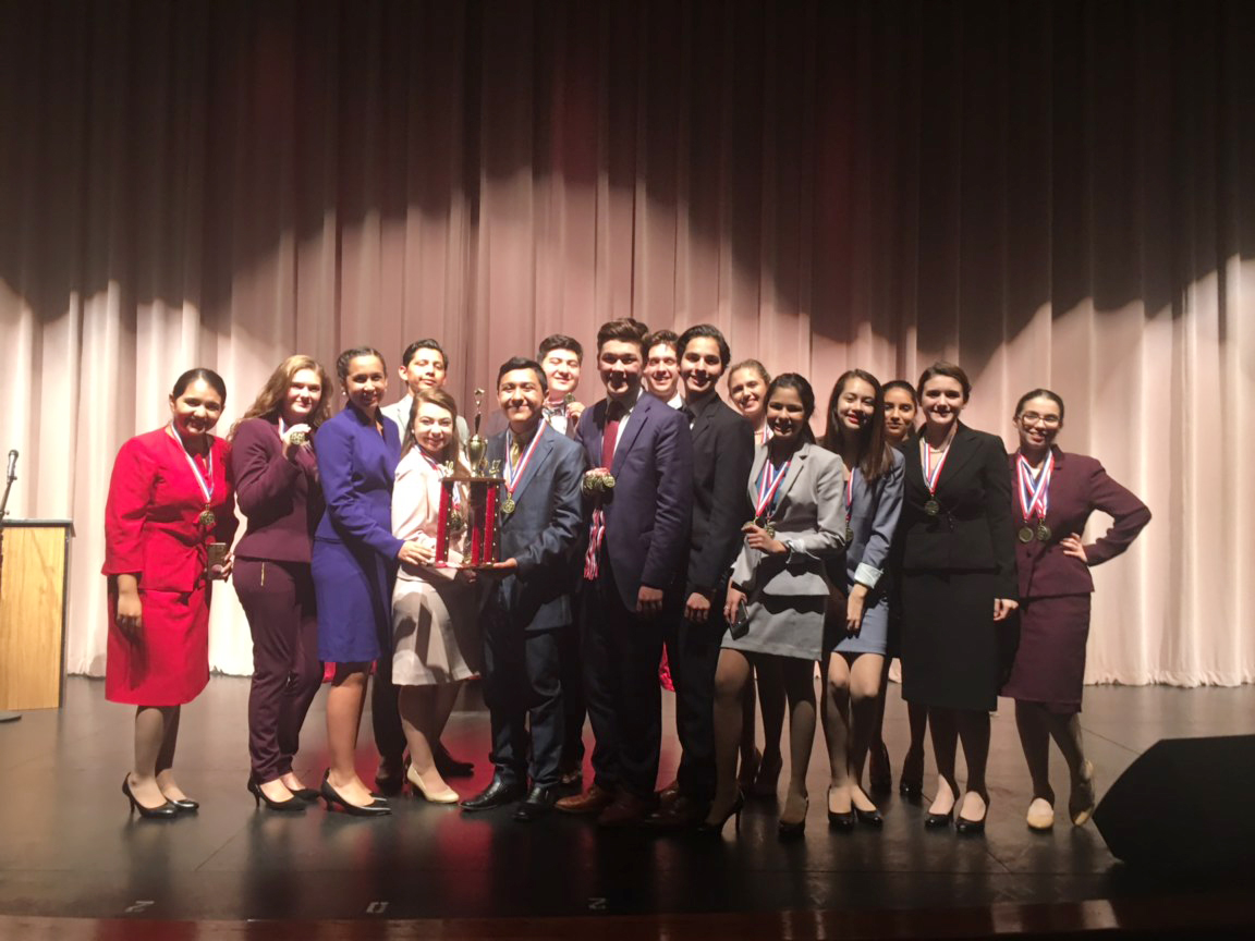 South Speech has spectacular finish at Victoria East tournament