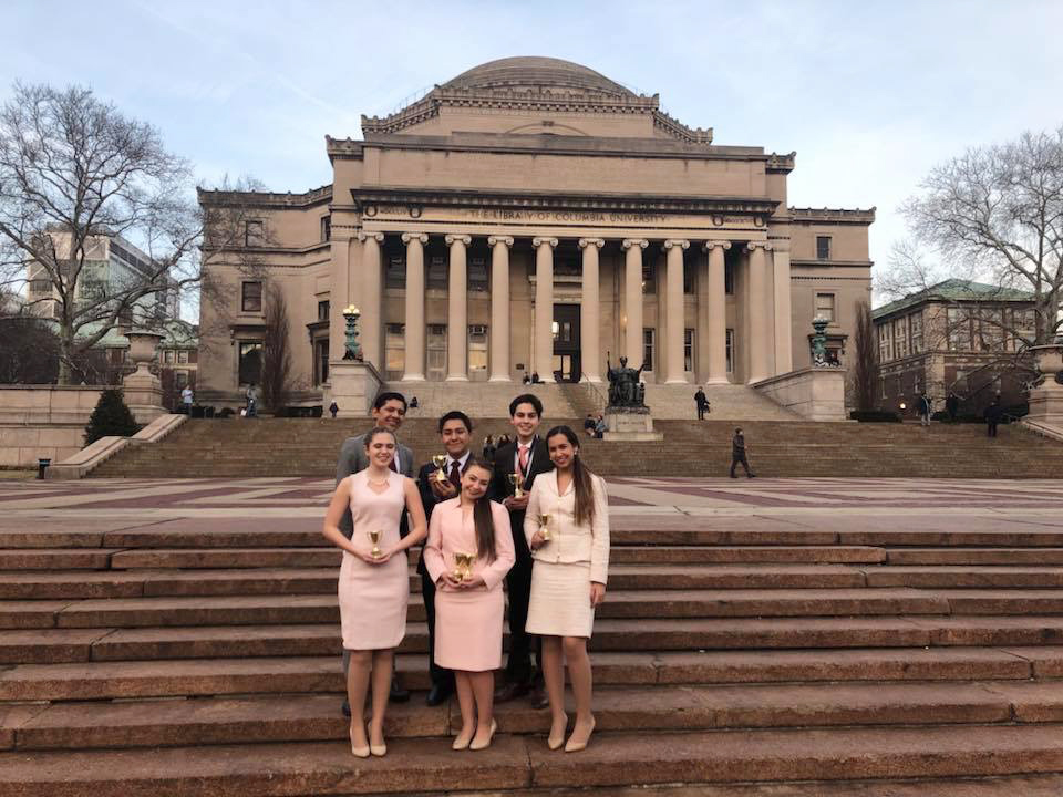 South SDD takes spots in finals at Columbia University Invitational