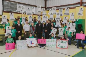 Harlingen CISD community celebrates Texas public schools
