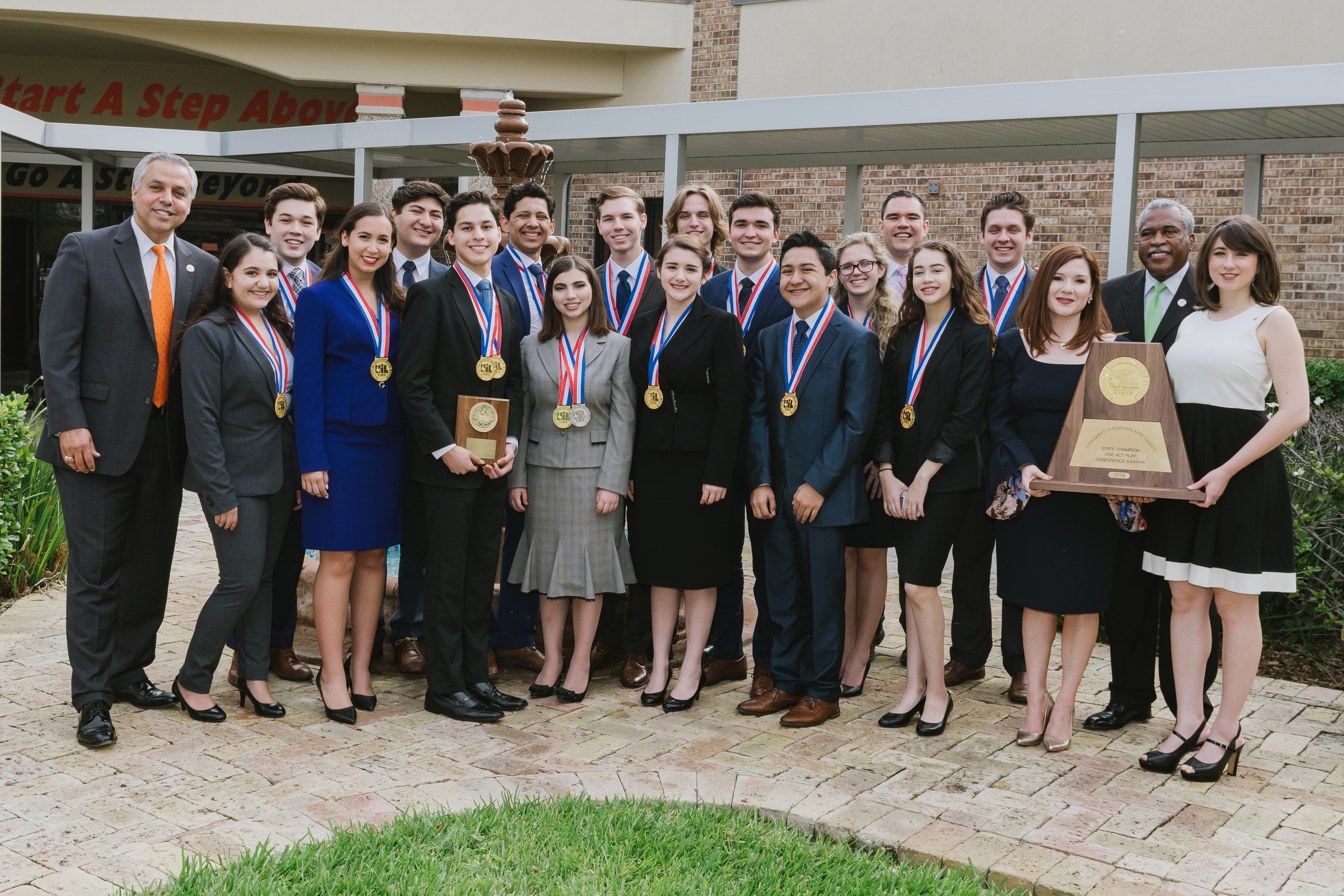 Harlingen South's One-Act Play crowned State Champions