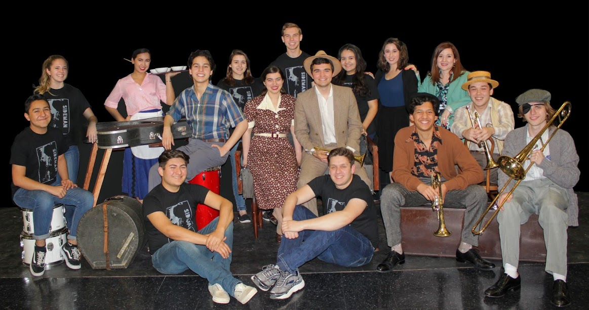 Straight to the top: South's One-Act Play goes to State