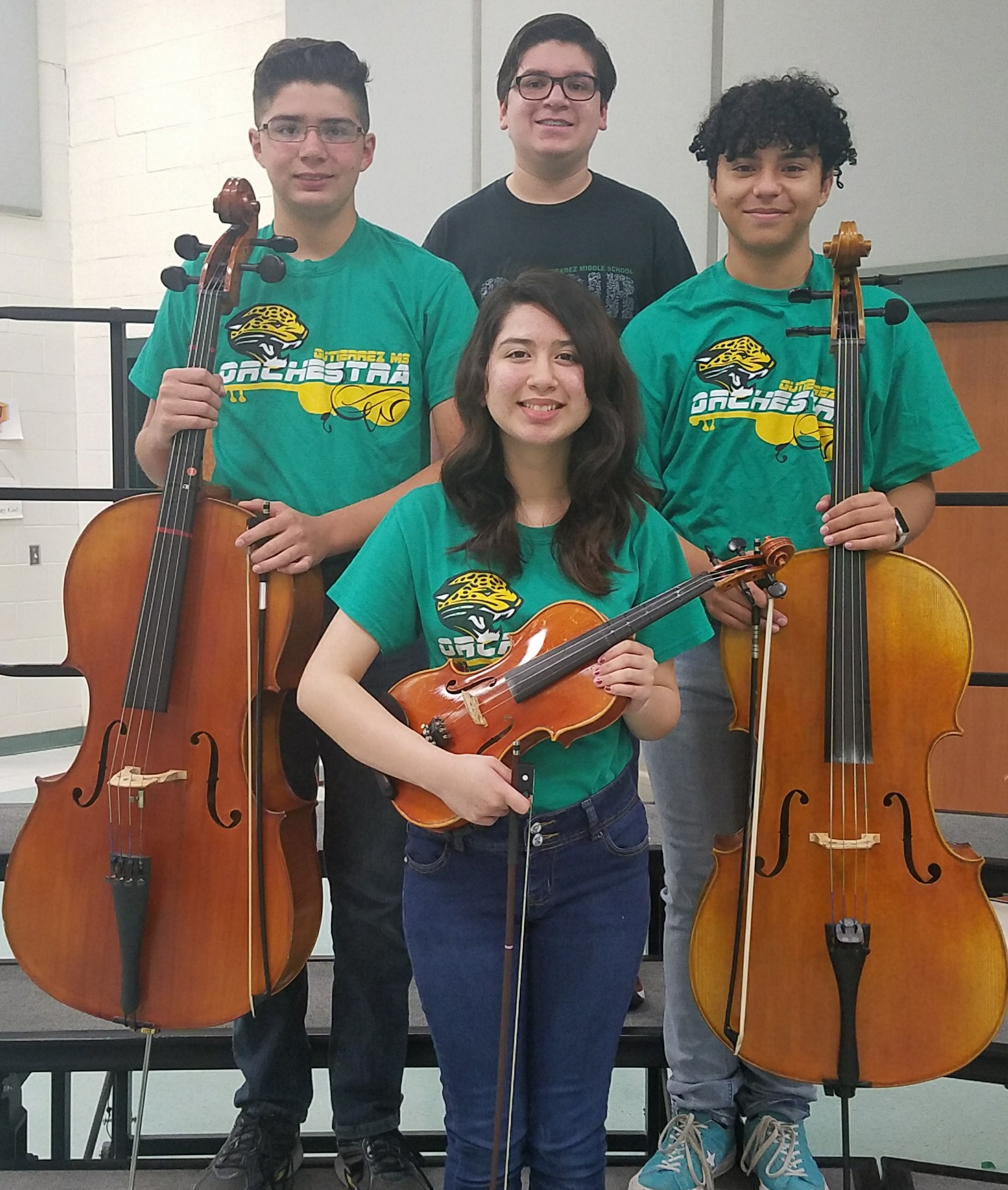 Middle school musicians to perform at Carnegie Hall this summer