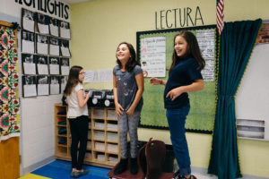 Elementary students take on high-school speech, drama, and debate