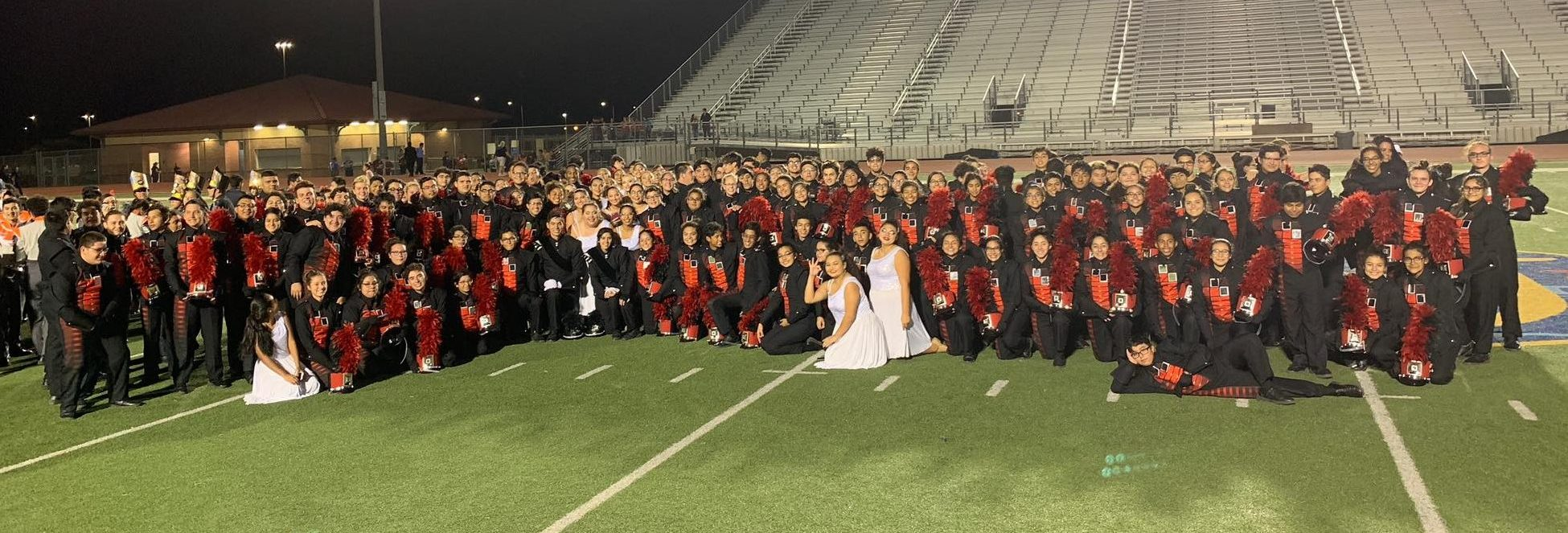Big Red Cardinal Band advances to UIL State Marching Contest