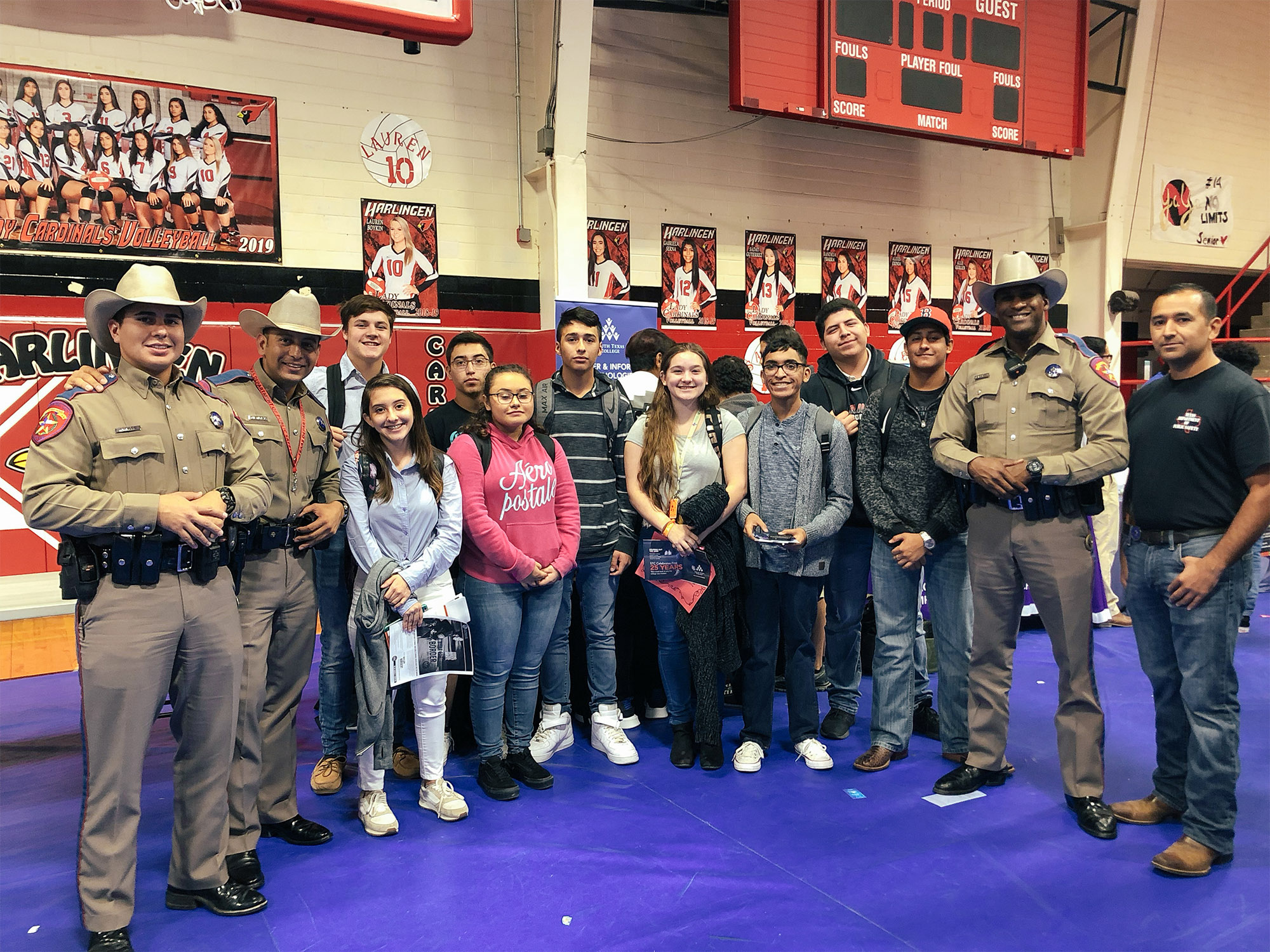 Texas DPS and HCISD partnership goes beyond enhancing school safety