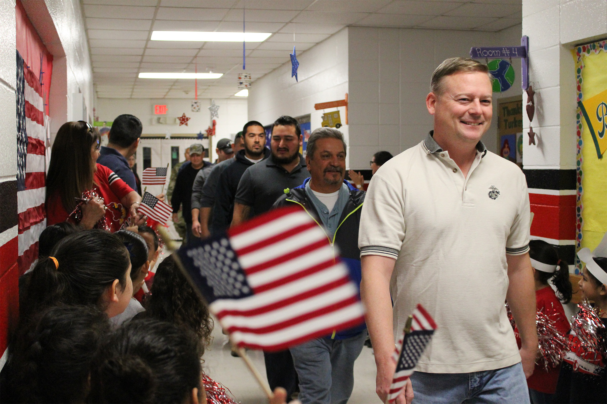 Veterans Day 2018: HCISD honors all who served