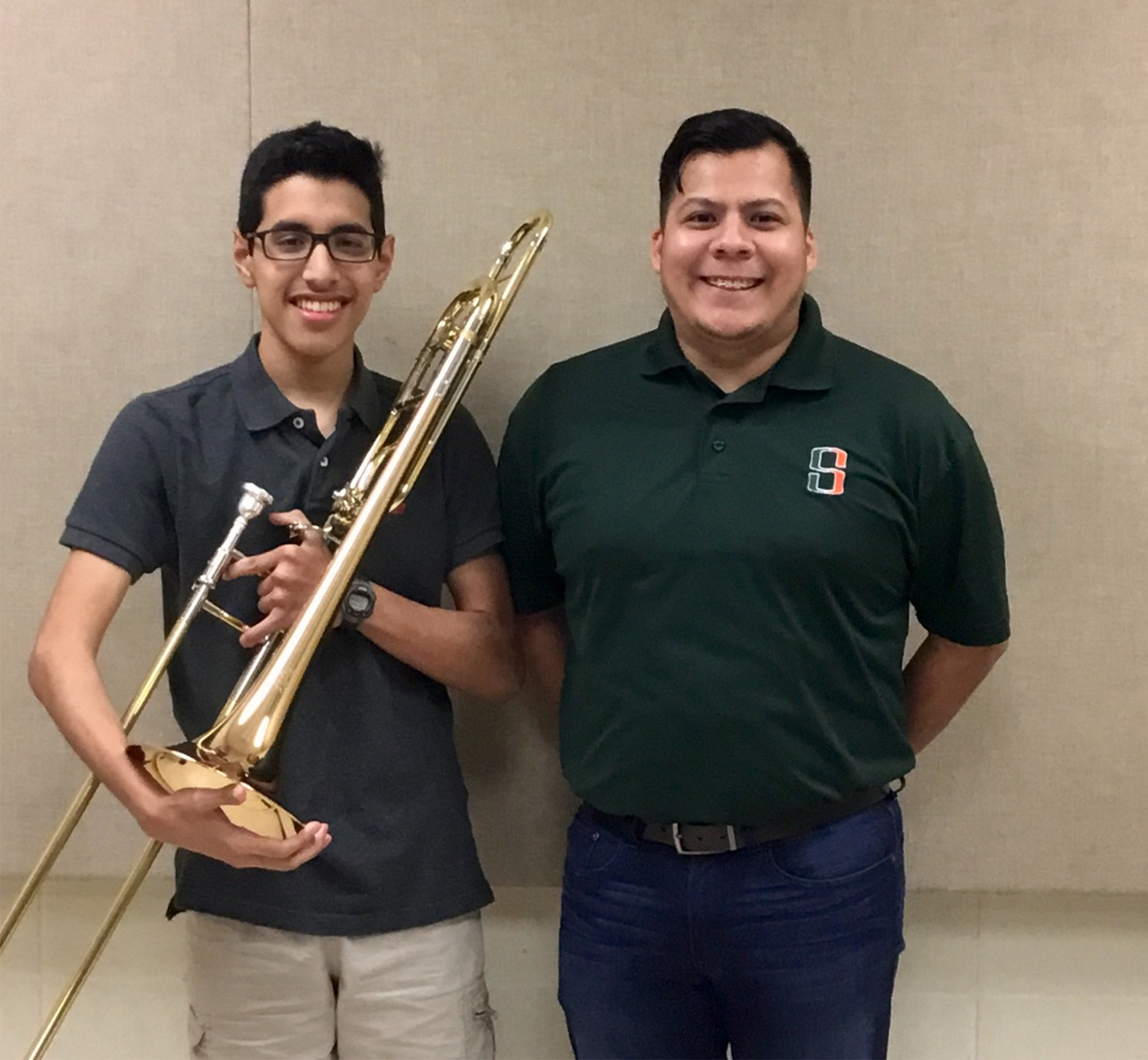 Harlingen South trombonist makes the 2019 TMEA All-State Band