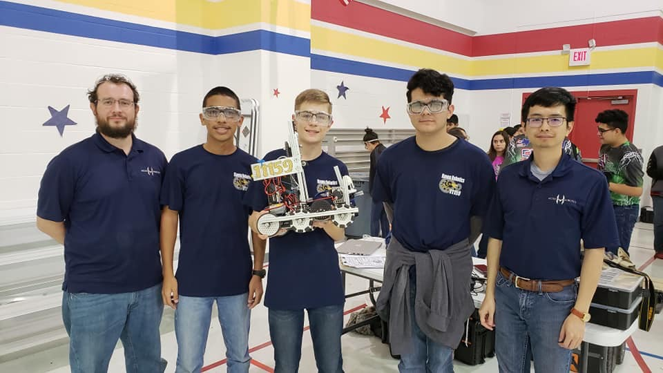 Cano takes first at FTC League Championship, teams advance to RGV Championships