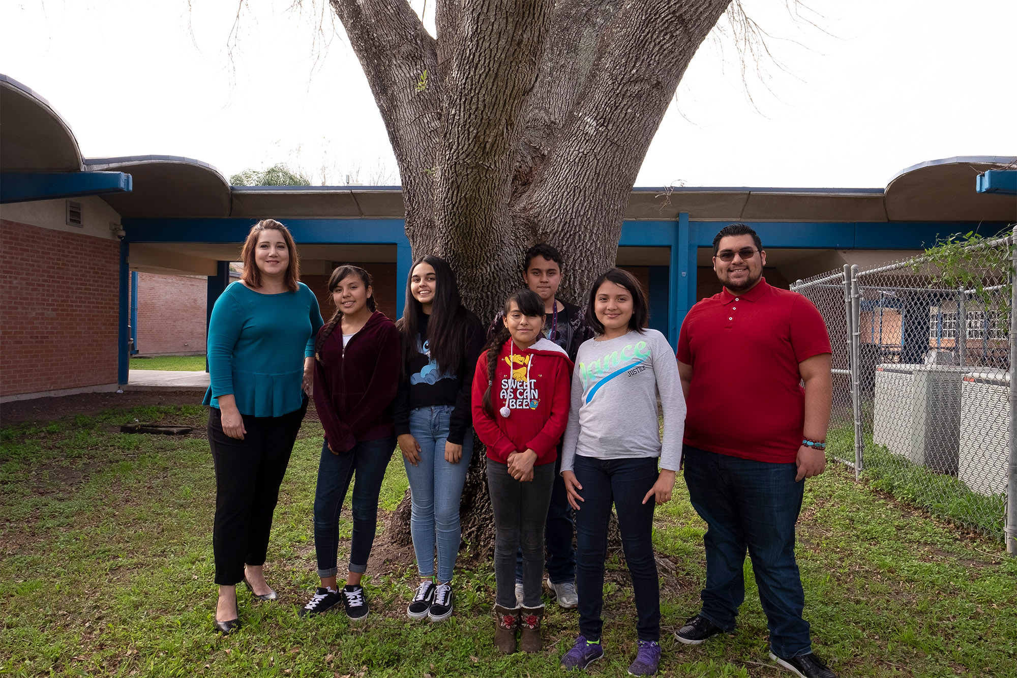 Coakley MS students named bilingual video contest winners