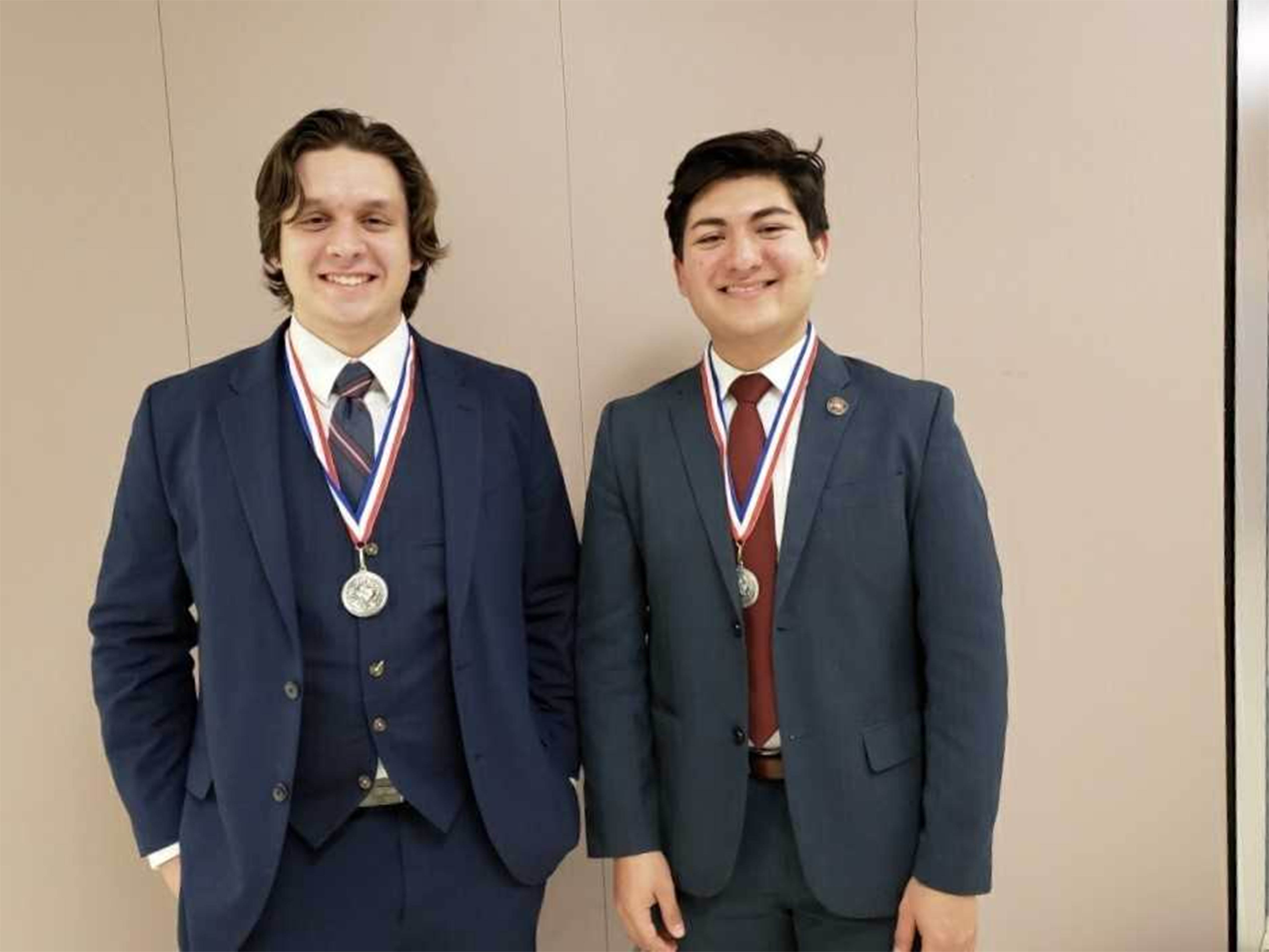 Two-time state qualifying team to compete against best debaters in Texas