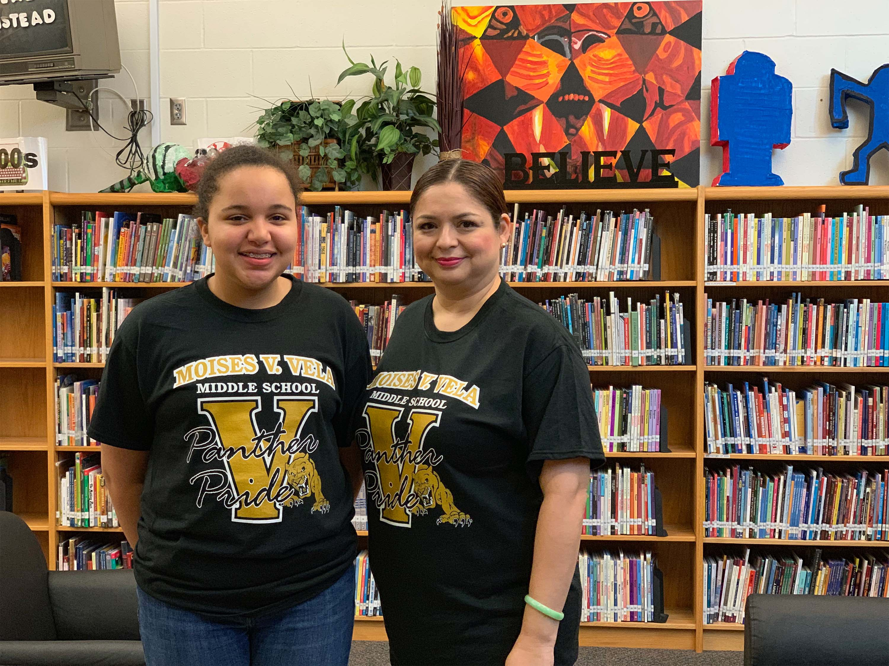 Spelling Bee Champion: Vela Middle School Student Takes First Place