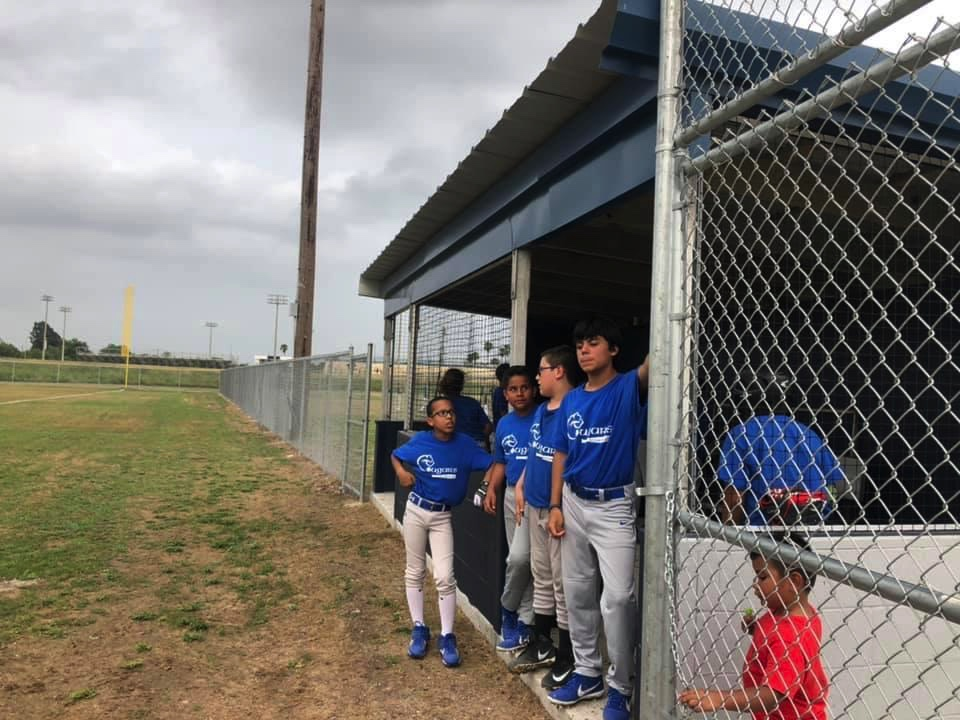 Middle school baseball, softball program sees success in first year