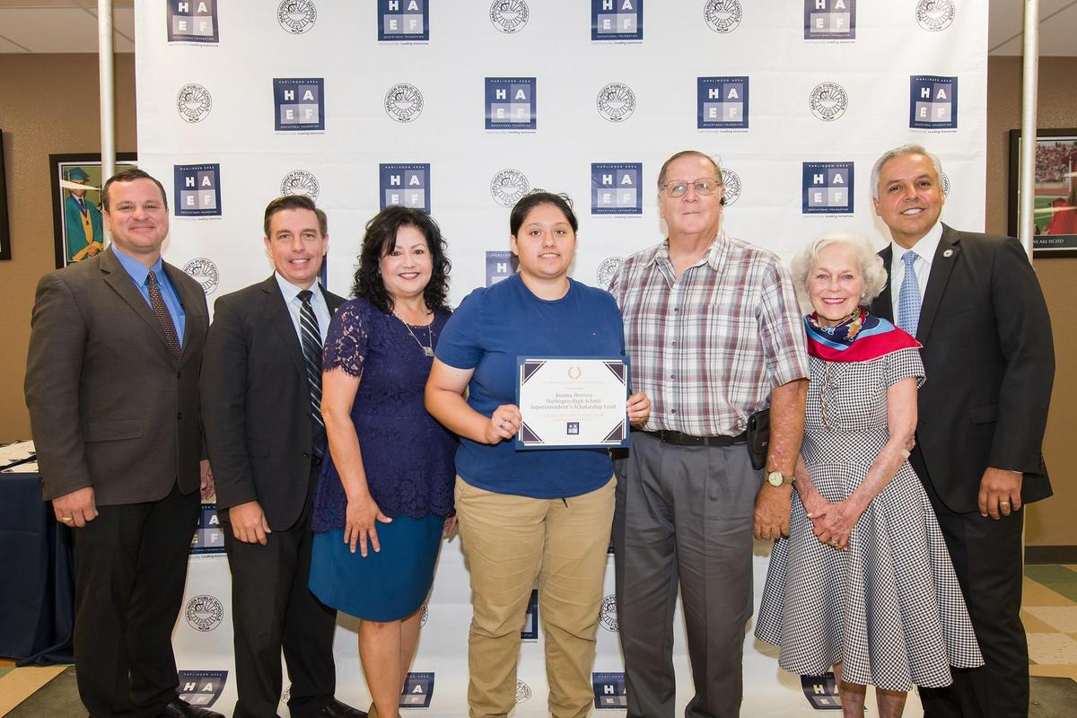 HAEF awards nearly $30,000 to students and schools