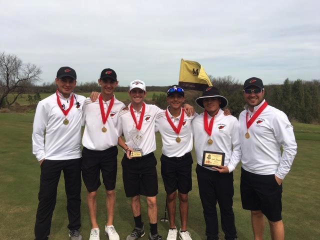 La Preparatoria Harlingen High gana dos torneos de golf consecutivos.