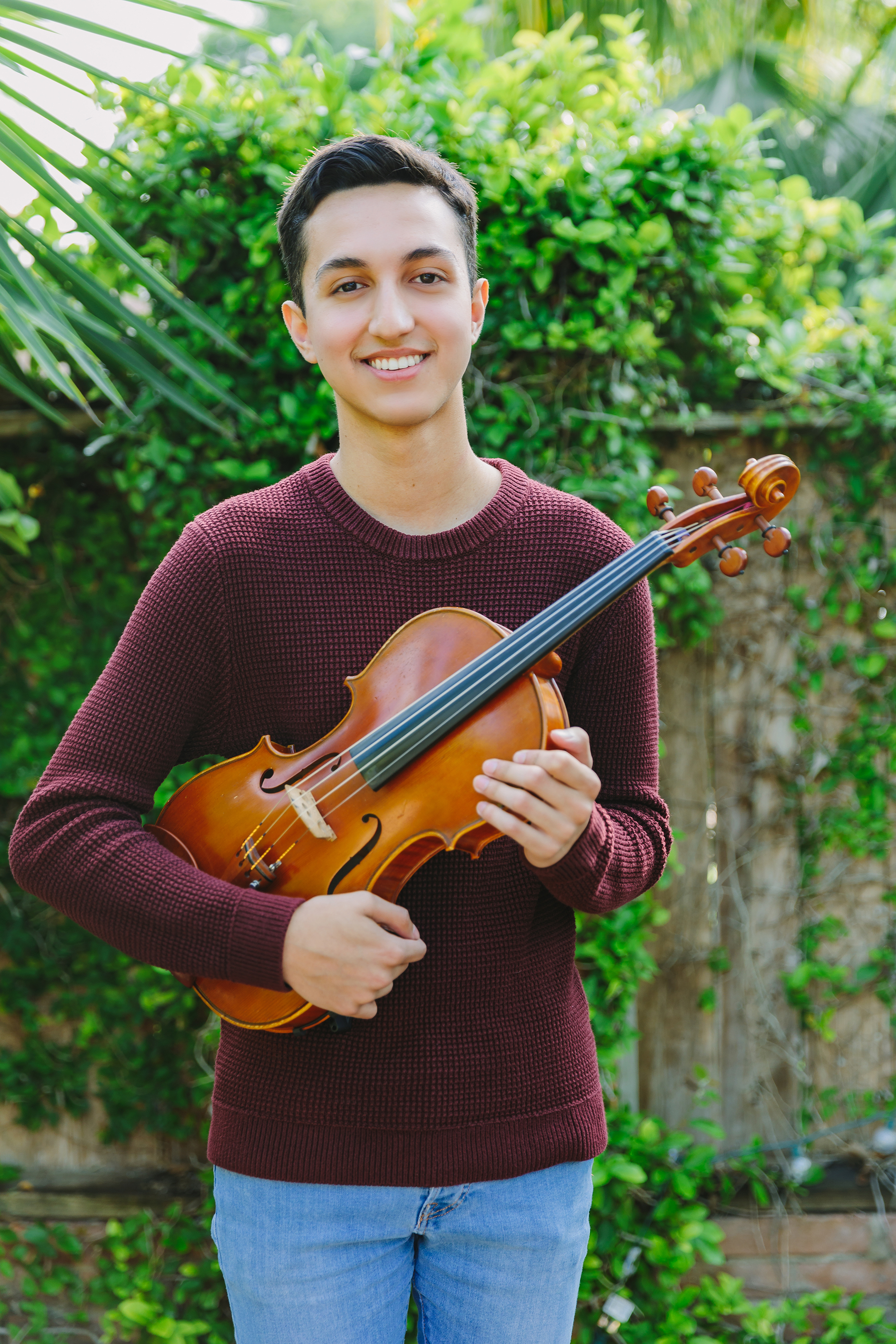 Viola Voyage: Matthew Garcia takes talent across the globe
