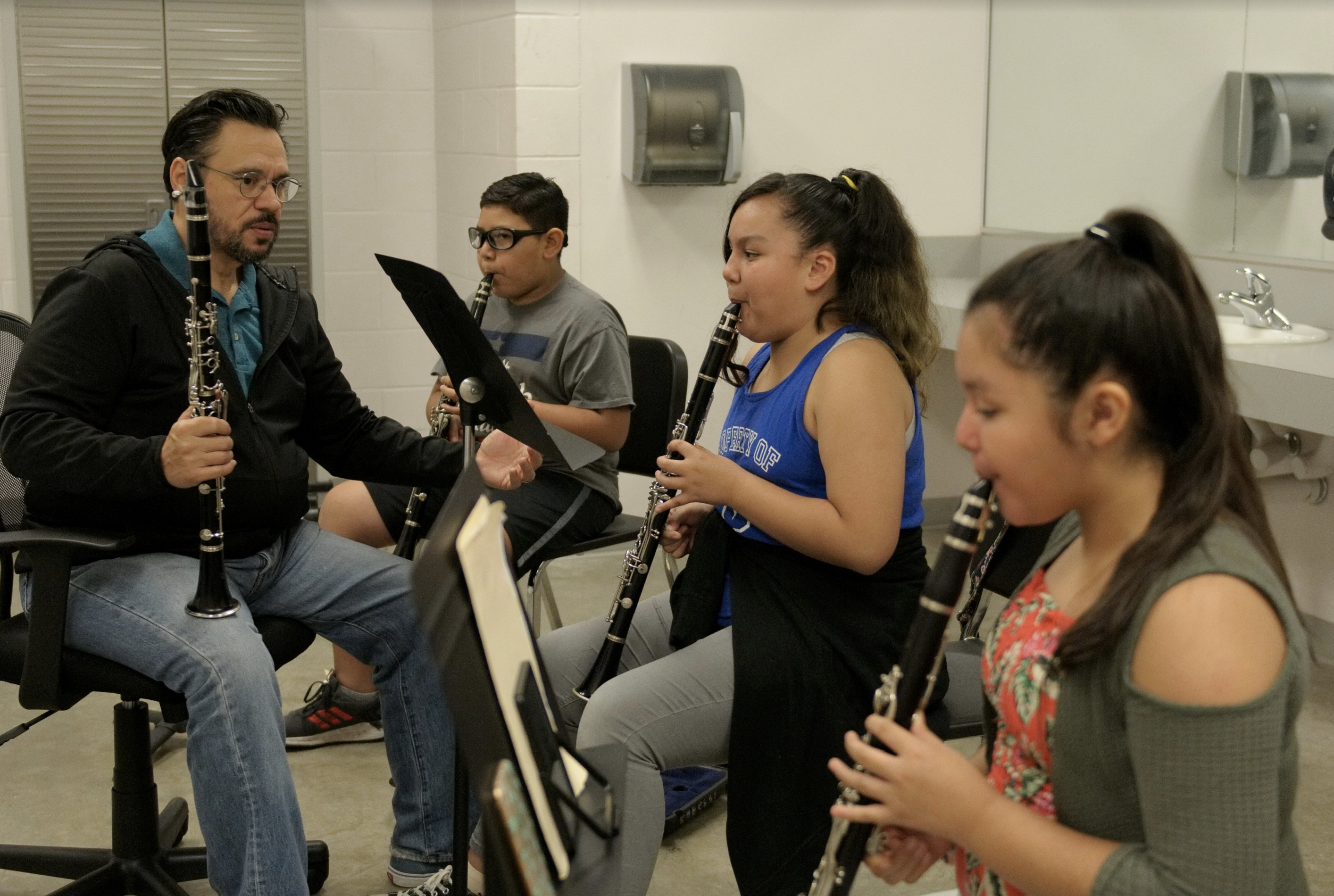 Summer Jumpstart Music Camp prepares incoming 6th graders