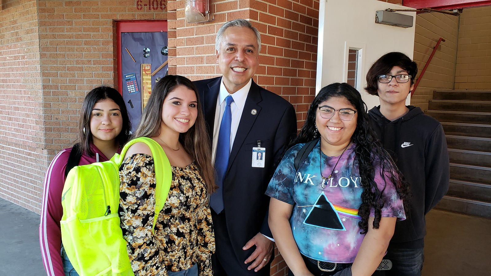 HCISD welcomes students to the 2019-20 school year