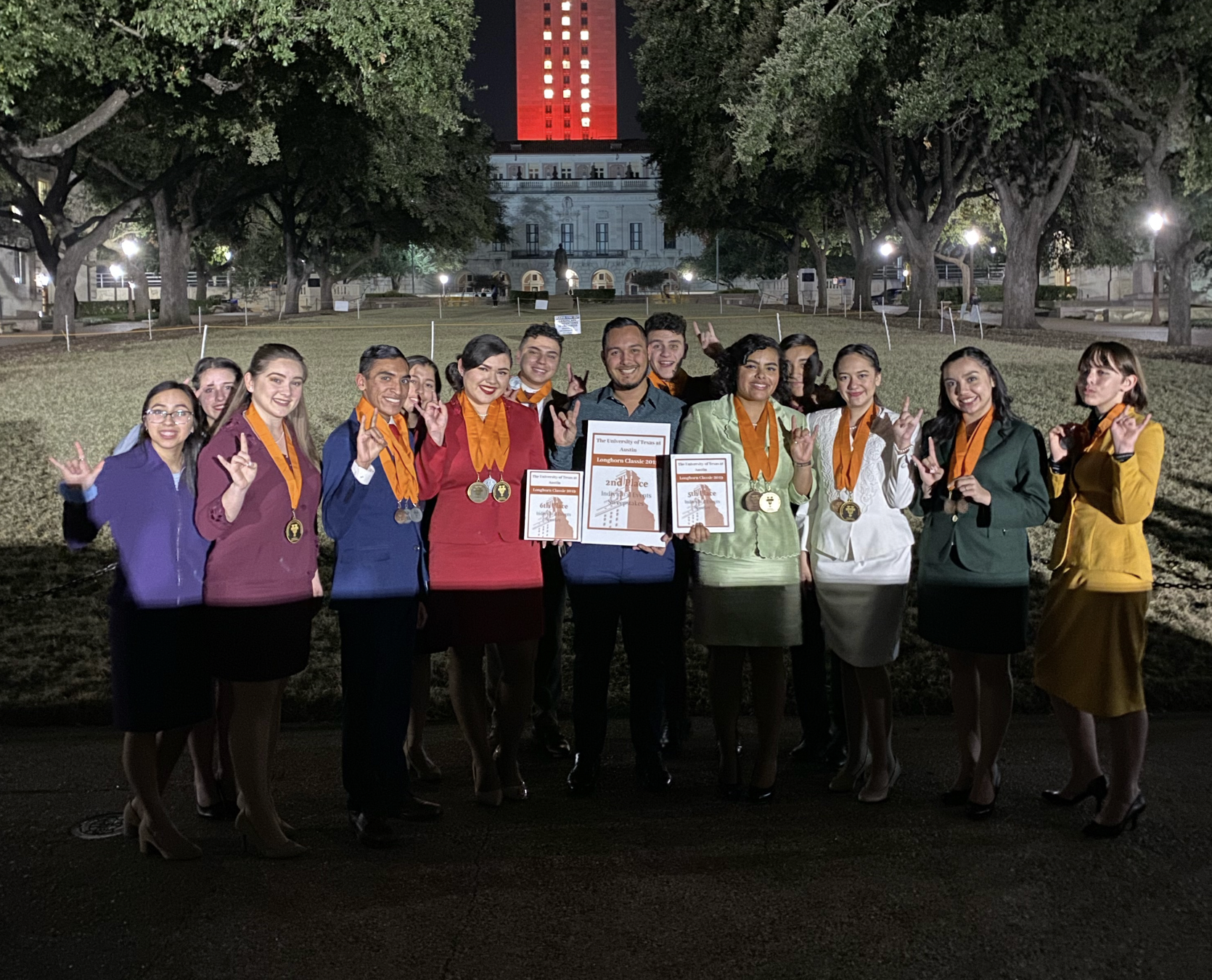 Harlingen High School wins sweepstakes in speech and debate competition