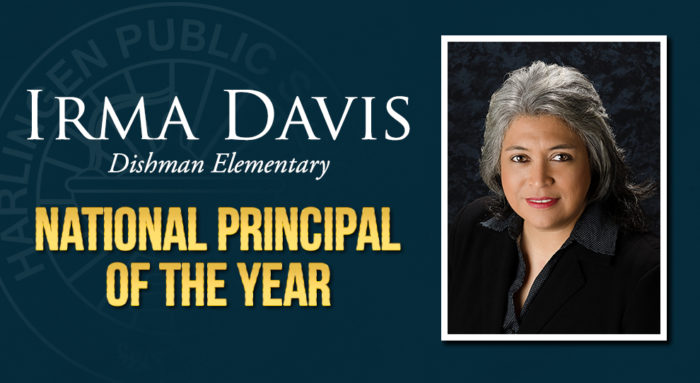 Dishman Elementary principal named National Distinguished Principal for Texas