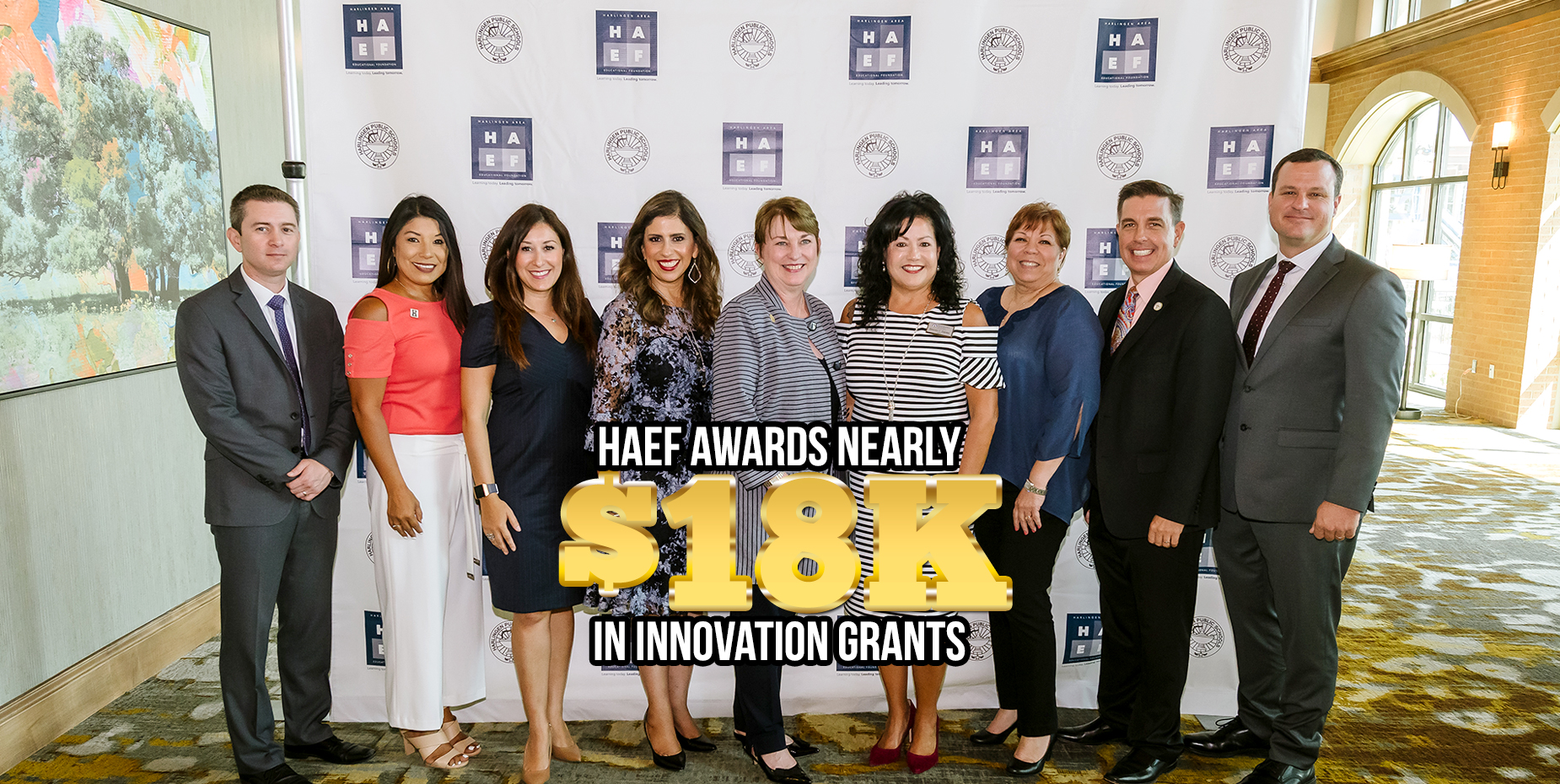HAEF awards nearly $18K in innovation grants