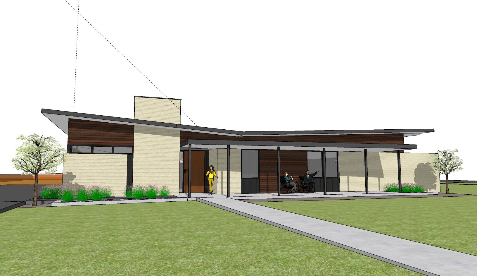 La Mesa Directiva Escolar aprueba el contrato para iniciar la construcción de la Academia de Transición HCISD.