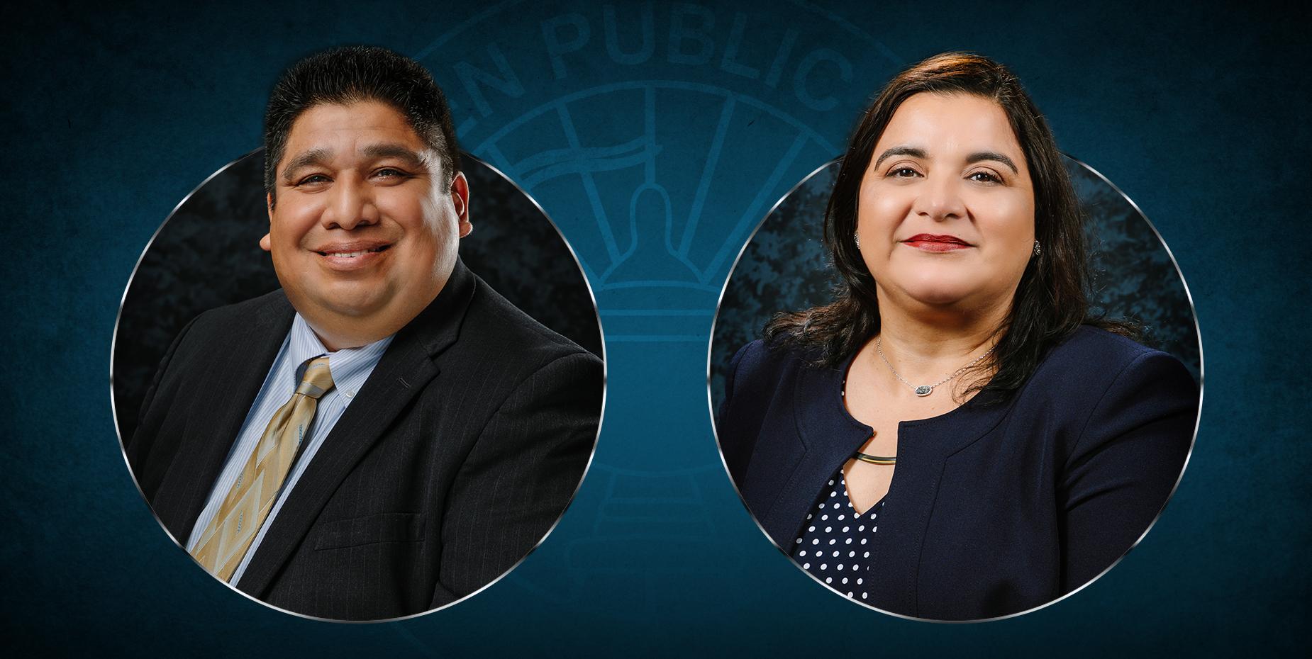 Los administradores para la Secundaria Vela y la Primaria Crocket han sido nombrados.
